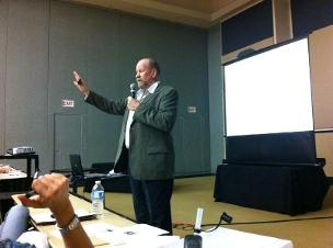 Curtis Bennett, Energy Medicine at UCF, January, 2011