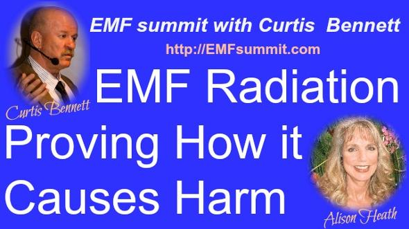 proven causality or causation showing how and why low levels of EMF radiation from WiFi cause harm from an electrical perspective.