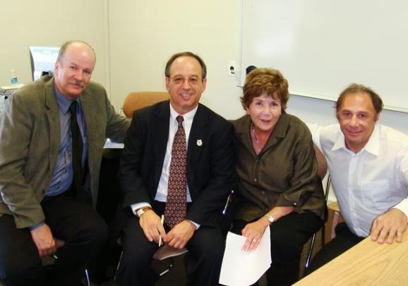 Energy Medicine Faculty, with Curtis Bennett, Dr. Peter Goldberg, Sharon Weinstein, and the late beloved Anthony Bove