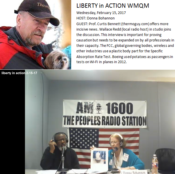 Liberty in Action, WMQM 1600 AM