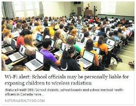 Wi-Fi alert: School officials may be personally liable