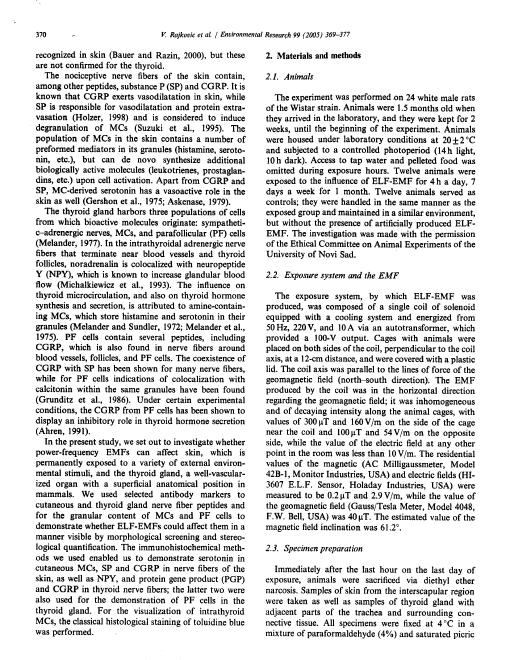 Affidavit from Olle Johansson - The Santa Fe Review